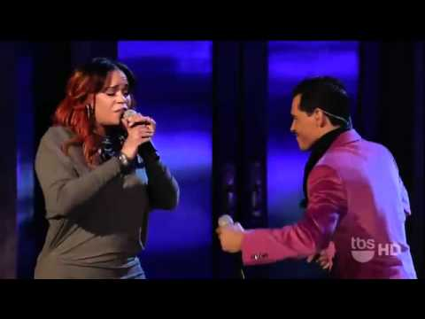 El DeBarge & Faith Evans Perform w/ Michael Bearden & The Ese Vatos on Lopez Tonight