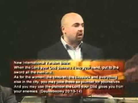 Is Islam a Religion of Peace? (FULL) Sam Shamoun vs. Nadir Ahmed