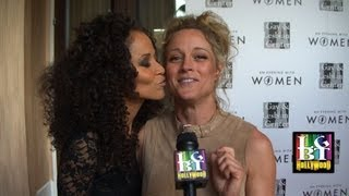 The Fosters Lesbian Parents SHERRI SAUM & TERI POLO!