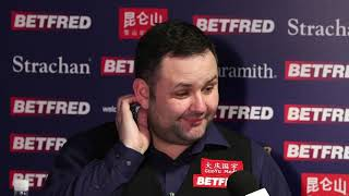 Stephen Maguire opened up a comfortable lead on tournament favourit...