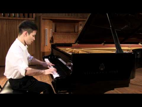 BACH-BUSONI Toccata Adagio E Fuga BWV 564 - YUYA TONOUCHI
