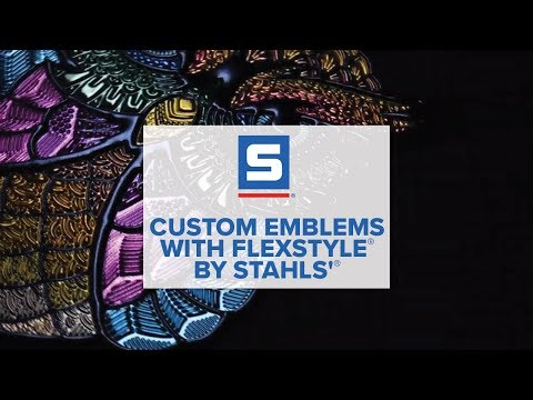 FlexStyle® by Stahls' Custom Emblems