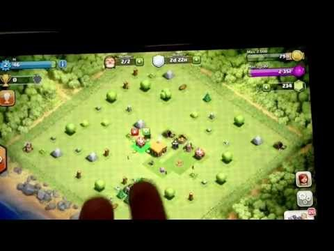 Clash Of Clans Free Wall And Torch For ISO And Google Play