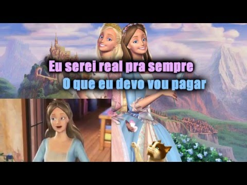 Barbie: A Princesa & A Plebeia — Livre — [Karaoke/Instrumental]