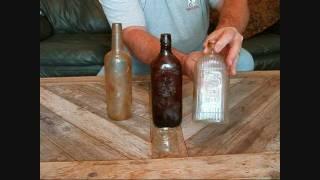 Digging Old Antique Glass Bottles 1