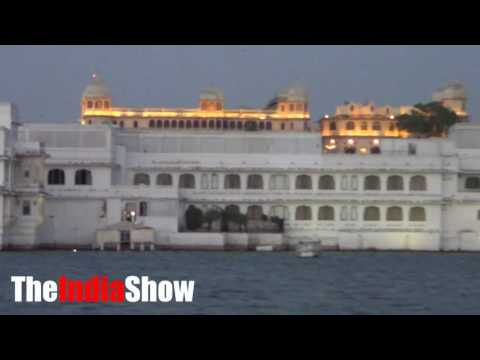 City of Lakes Udaipur : Tourist Attractions in Udaipur | Traveling India | The India Show - Part -4