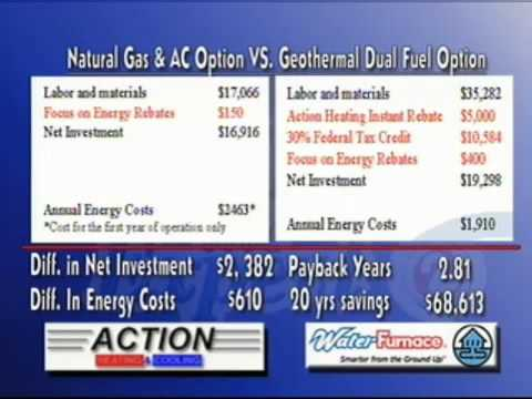 Geothermal Cost and Payback -  Action Heating & Cooling.mp4