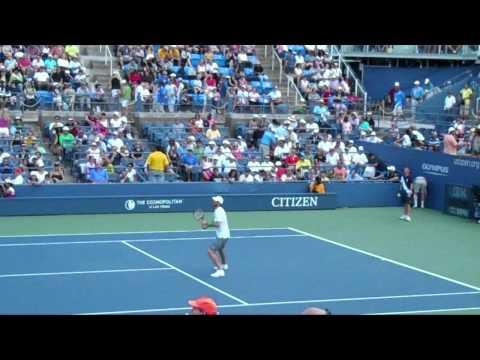 2010 US Open Trip Highlights (Part 1)