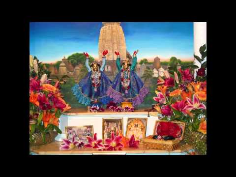 12-06-2014 - Srila Prabhupada - Lecture given by Kishori dd