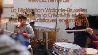 ReMuA : Le CEC (Centre d'expression et de créativité)