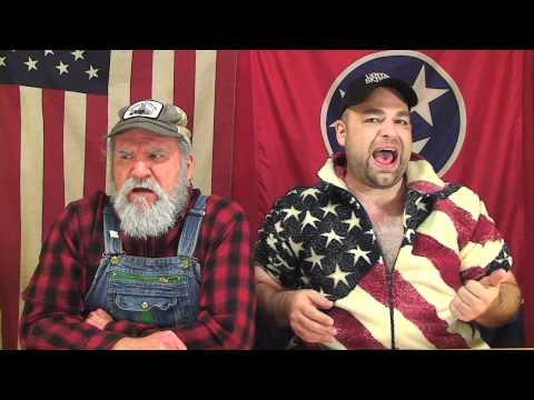 Hank Jr. & Hitler, N-wordhead & Perry