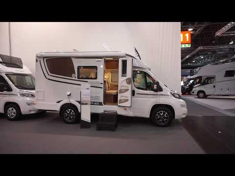 Six Metre Relatively Inexpensive Motorhome. Etrusco T5900 FB 2020 Version