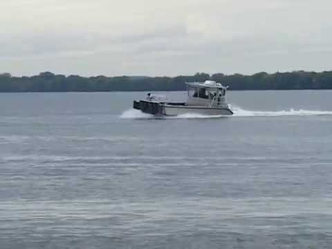 Oquawka boats