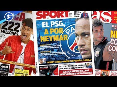 Le PSG met le feu à l'Espagne | Revue de presse