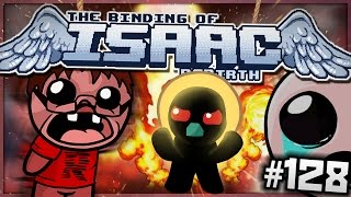 The Binding of Isaac: Rebirth - Shadowy God! (Episode 128)