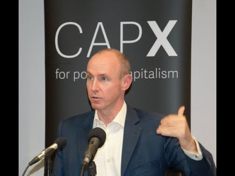 CapX in conversation with Daniel Hannan - Conservative Party Conference 2017