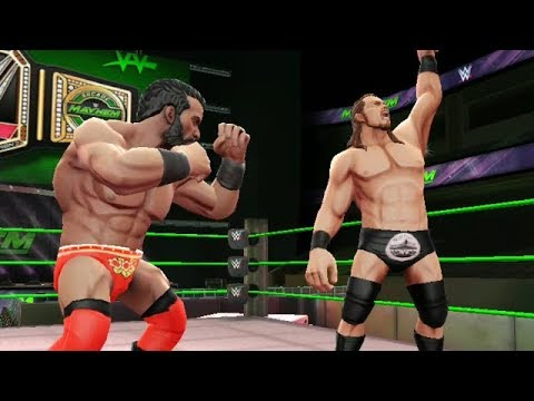 Download WWE Mayhem - Big Cass is a Champion?! [End of Season 5] - Android Gameplay