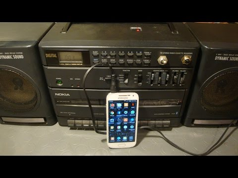 How to Add a LineIn and Bluetooth to old Stereo Systems 1