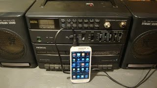 How to Add a Line-In and Bluetooth to old Stereo Systems (1)