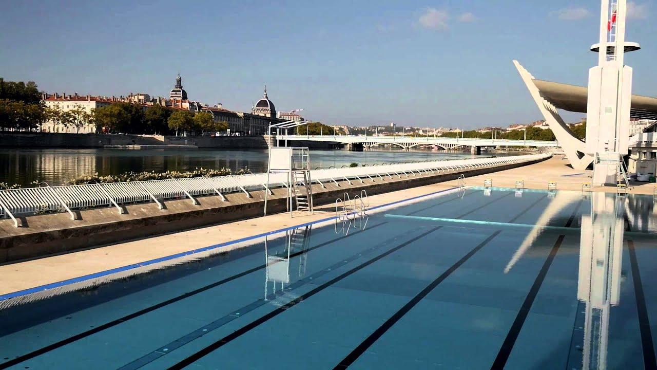 ZELLER France Piscines en inox  Lyon piscine du Rhne bassin sud rhabilitation 2014  YouTube