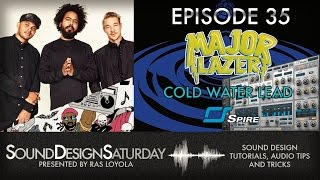 Sound Design Saturday 35 - Major Lazer's