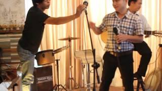 Solo Cajon - Guitar - Hát - Giao lưu cùng những người bạn