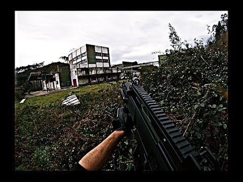 Airsoft Game Live Task Force 151 recopilacion