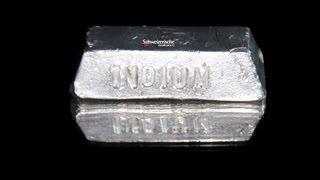 Strategische Metalle : INDIUM ist bald so wertvoll wie Gold !!!