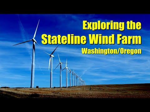 Stateline Wind Farm Project