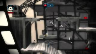 Epic Mickey 2 - Building a building v1 - Film reel location