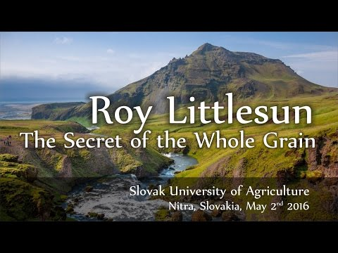 Roy Littlesun - The Total Agriculture