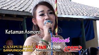 Ketaman Asmoro - Monik - CS. Sawunggaling Live Ceper - Vian Sound System