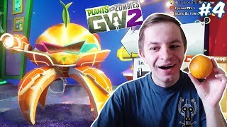 - МИСТЕР ЦИТРОН ПРОТИВ ЗОМБИ Plants vs Zombies Garden Warfare 2