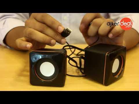 Portable Mini Speaker in BD    Ajkerdeal Product Unboxing 2018
