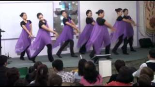 Joy To The World Dance presentation 103110
