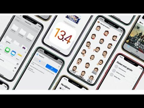 Обновление 13.4 //Обзор обновления для айфонов//Новая обнова//Смотреть всем до конца//Apple