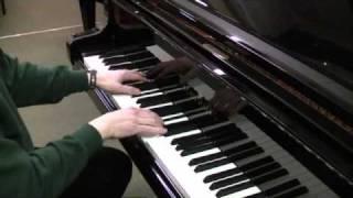 Hana (Flower) Piano version