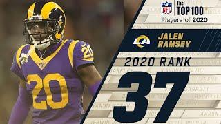#37: Jalen Ramsey (CB, Rams) | Top 100 NFL Players of 2020