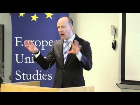Michael Geary, Workshop on European Union (EU) Enlargement