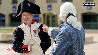 Antoine retourne à l'époque de Napoléon !
