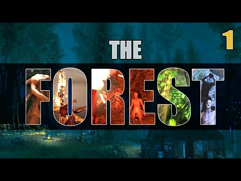 The Forest: Survival Horror | Meaty vs.Cannibals Ep.1