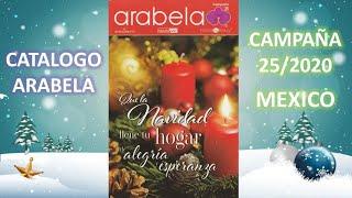 Arabela Catálogo Adelanto Campaña 25/2020 México