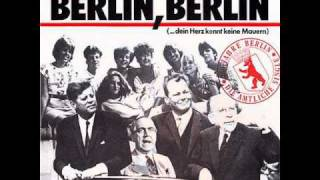"John F. und die Gropiuslerchen - Berlin, Berlin 12"" Extended Maxi Version"