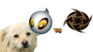 Dog Predicts Results In Cs:go, Nip-dignitas, 19-05-2014