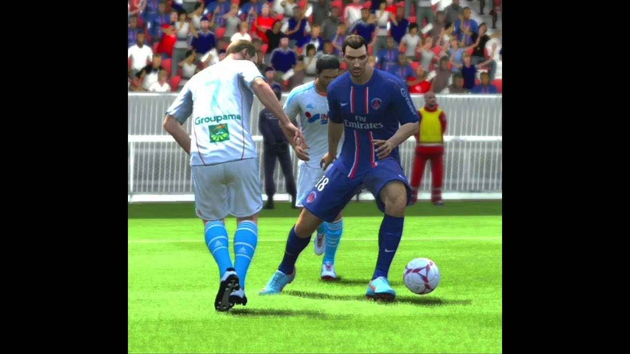 Ibrahimovic Incredible Goals Fifa 13 Hd 1080p Youtube