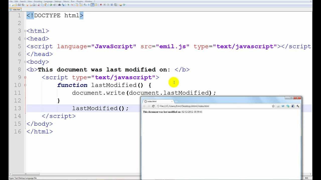 javascript tutorial youtube