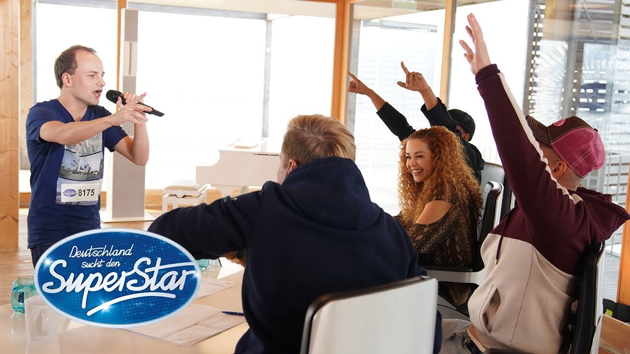Rtl Now Dsds