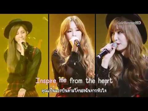 [Karaoke - Thaisub] TTS Cover - Cater 2 U