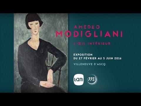 Vidéo Spot Radio Modigliani - Voix Off: Marilyn HERAUD