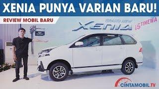 Daihatsu Grand New Xenia 2019   Varian Baru Mesin Baru   Cintamobil TV